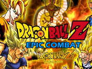 Online igrica Dragon Ball Z Epic Combat