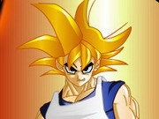 Online game Dragonball Z Dress Up