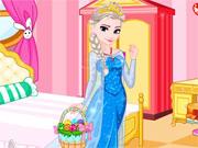 Online game Elsa Easter dressup