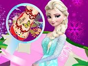 Play Elsa Fancy Pedicure