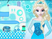 Online game Elsa Fashion Designer