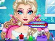 Online igrica Elsa Frozen Brain Surgery