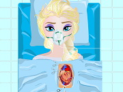 Online game Elsa Heart Surgery