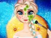 Online game Elsa Makeover