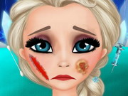 Online game Elsa Real Surgery
