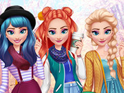 Elsa's Autumn Lookbook