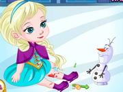 Online igrica Elsa Skating Injuries
