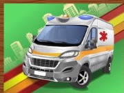 Online game Emergency Van Jigsaw Puzzle