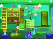 Online igrica Escape Child Play Room