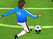 Online game Euro Kicks 2016