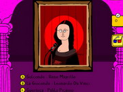 Online game Famous Painting Parodies 5