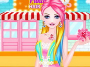 Online game Fantastic Hair Salon