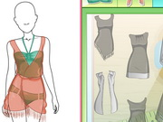 Fashion Studio Prom Dress Design Game