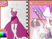 Design Dresses Online Game Fashion Studio Prom Dress