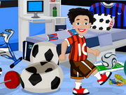 Online game Football Fan Room Decor