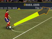 Online game Football Lob Master 3