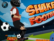 Online game Football Shake