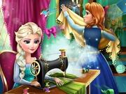 Online igrica Frozen Design Rivals