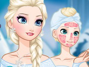Frozen Elsa Makeover