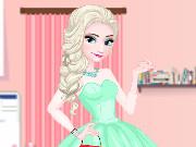 Frozen Elsa's Facebook Blogger