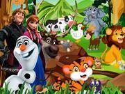 Online igrica Frozen Forest Animals