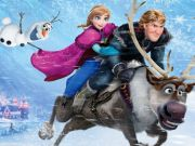 Online igrica Frozen Story free for kids