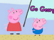 Online game George Pigs Adventure