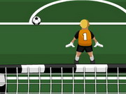 Online game Goalkeeper's Training