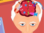 Grandpa brain surgery
