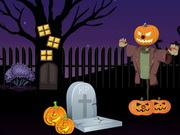 Online igrica Halloween Escape 2014