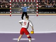لعبة كأس العالم لكرة اليد