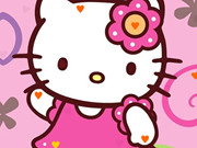 Online game Hello Kitty Hidden Hearts