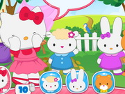 Online igrica Hello Kitty Hide and Seek