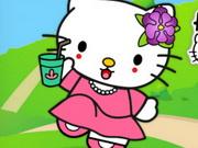 Online igrica Hello Kitty Maker