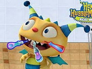 Online game Henry Hugglemonster Real Dentist