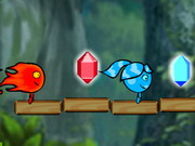 Play Fireboy and Watergirl 4: Crystal Temple Game