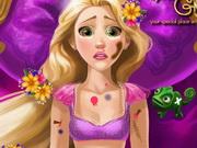 Online igrica Injured Rapunzel
