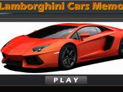 Online igrica Lamborghini Cars Memory