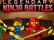 Online game Legendary Ninja Battles