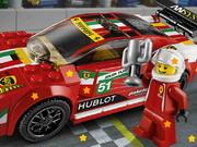 Lego autó csillagokkal
