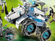Online game Lego Chima Rogons Rock Flinger