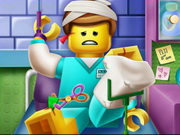 Online game Lego Hospital Recovery