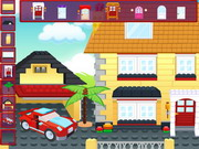 Online game Lego House