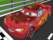 Lightning Mcqueen Car Wash