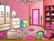 Online game Little Girl Room Escape