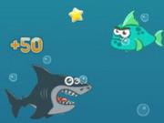 لعبة القرش المجنون