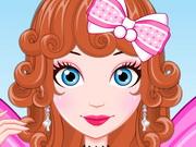 Online game Magic Fairies Hair Salon