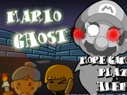 Online game Mario Ghost