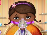 Online game McStuffins Surgery