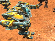 Mech Battle Simulator